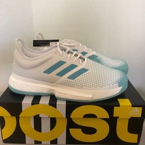 Adidas Solecourt Boost X Parley  Mens Tennis Shoes